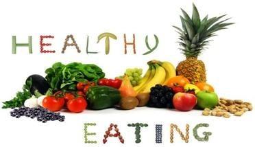 Healthy Eating 2016