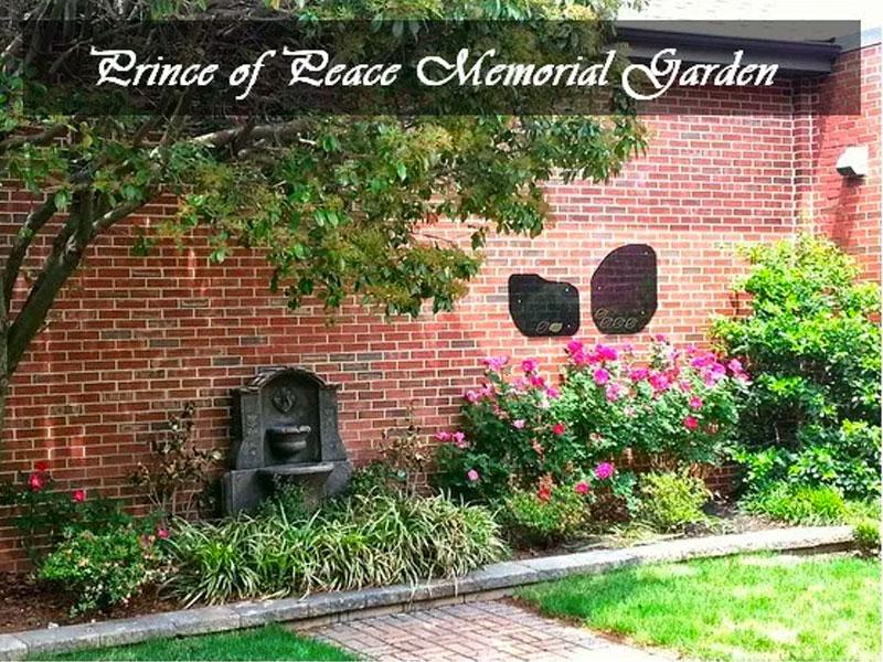 Memorial Garden Prince of Peace Lutheran Church ELCA
